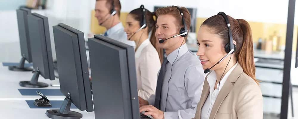 Call Center Service 1