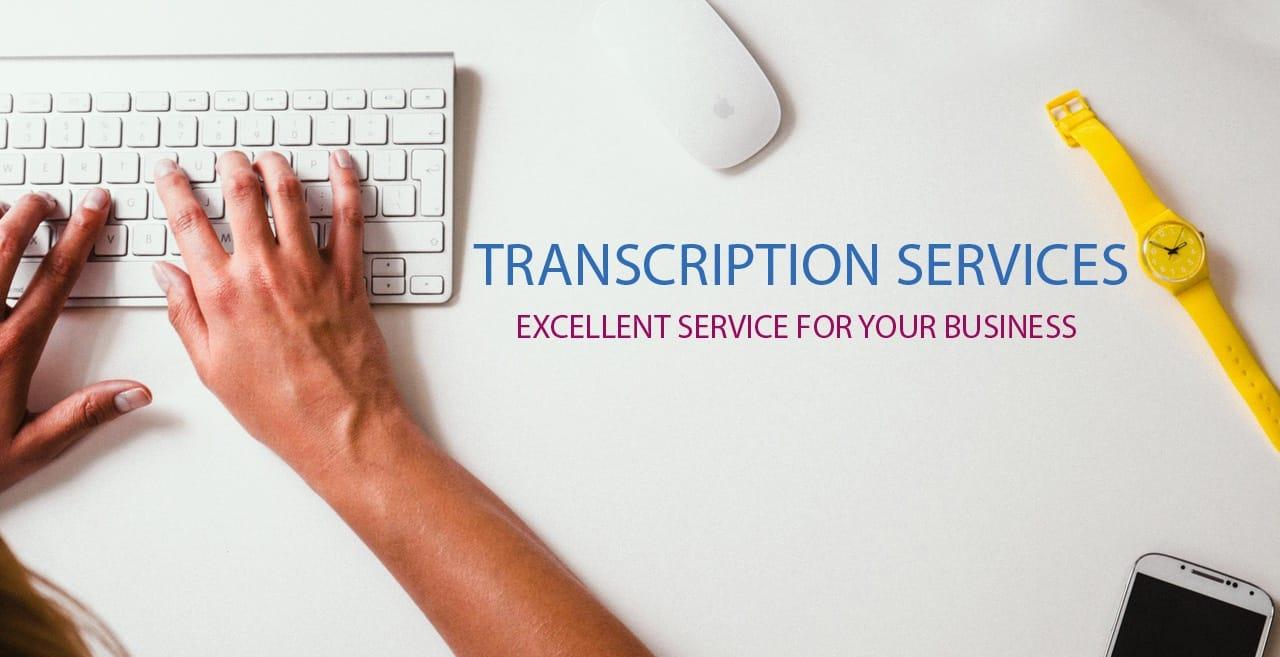 Transcription Services 1